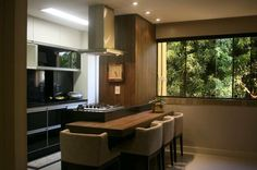 Natalia Zapata #design #decor Conference Room, Kitchen, Table, Furniture, Design, Home Decor, Houses, Cooking, Decoration Home