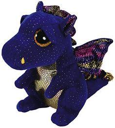 Soft Plush Stuffed Toy Saffire the Dragon Design Children Toy for Babies  Kids 491241d54724