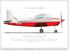 AESL Airtourer 150 VH-EQA 1969 - Click Image to Close