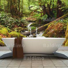 fototapete sonnenaufgang im regenwald living pinterest tapeten fototapete und fotos. Black Bedroom Furniture Sets. Home Design Ideas