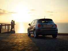 Dotrzyj do najpiękniejszych widoków dzięki Fiatowi 500X! #Fiat500X #crossover #Fiat