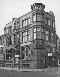 Prudential buildings bradshawgate Bolton