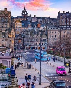 Which view is your favourite? 3 or ~ Edinburgh, Scotland, United Kingdom Photos: Amazing! Places To Travel, Places To Visit, England And Scotland, Scotland Uk, Scotland Travel, Travel Abroad, Wonders Of The World, United Kingdom, Beautiful Places