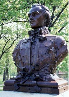 Casimir Pulaski Statue Pictures, Images, Photos, Pics