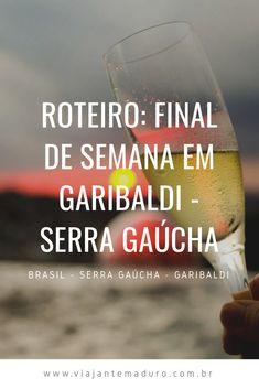 Incluí dicas para aproveitar bem Garibaldi, a Capital do Espumante Brasileiro Wine Glass, Tableware, Worlds Of Fun, Wayfarer, Screenwriting, Brazil, Tips, Dinnerware, Tablewares