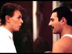 Under Pressure (Queen, David Bowie)..remember the eighties...