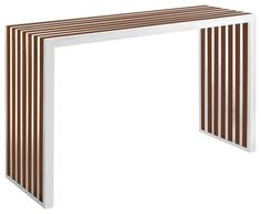 Stainless Steel And Wood Furniture   Google Search