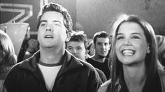 This is how Pacey parties: like a boss. | 13 Reasons Why Pacey Was So Much Better Than Dawson