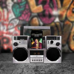 Build A Boombox Speaker Just £6.99 On http://bit.ly/2tATp3g  #Gadget