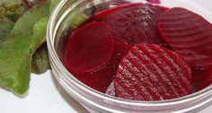 undefined Pickled Beets Recipe, Beet Recipes, Hungarian Recipes, Hungarian Food, Pickling Cucumbers, Beetroot, Ketchup, Pickles, Food And Drink