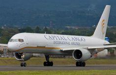 Capital Cargo International B757-200F