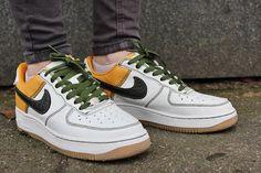 ohwyouknow: Nike ID, Airforce 1, Skinny Jeans, Sneaker Shot, Sneakerhead, OOTD