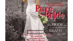 Pure Bride Women's Retreats 2013 by North Texas Assemblies of God. 2013 North Texas District Women's Retreats October 10-12 and October 17-19.