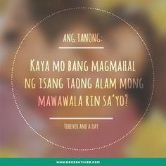 tagalog quotes para sa valentines