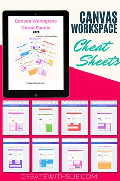 Create With Sue Academy Teaching Tools, Teaching Resources, Canvas Instructure, Canvas Learning Management System, Memes Gretchen, Problem Based Learning, Classroom Activities, Science Classroom, Art Classroom