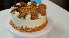 "Tort ""Biscuiți cu lăptic"" - rețetă video | Laura Laurențiu - YouTube Romanian Desserts, Tiramisu, Deserts, Sweets, Cake, Ethnic Recipes, Youtube, Videos, Food"
