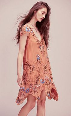Magic Garden Party Dress | Free People