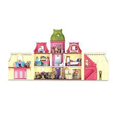 Fisher Price Loving Family Dream Dollhouse Mega Set  Christmas