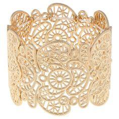 Fashion Bracelet Gold, Women's