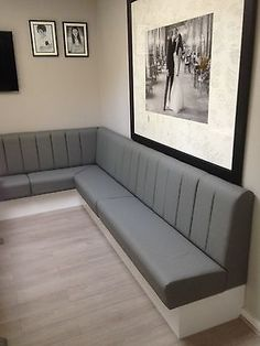 Fixed Bench Seating,pub,bar,reception,coffee shop,chip. 7 Day Turn Around