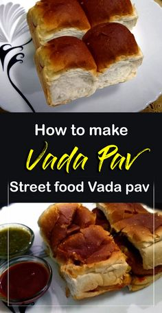 How to make Vada Pav, Vada pav Recipe, Green sauce and more about this recipe. People remember this popular street food when Mumbai came in. Spicy Recipes, Curry Recipes, Cooking Recipes, Vada Pav Recipe, Veg Spring Rolls, Khaman Dhokla, Dhokla Recipe, Mumbai Street Food, Pav Bhaji