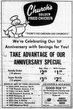 Vintage Menu, Vintage Ads, American Wallpaper, Classic Restaurant, Group Meals, Do You Remember, Carrot Cake, Fried Chicken, Over The Years