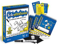 Telestrations 6 Player—The Family Pack - The Toy Insider