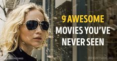 Nine awesome movies that you've probably never seen