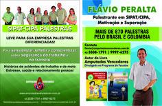 Panfleto será distribuido FISP Feira internacional SEGURANÇA DO TRABALHO 2014 http://www.amputadosvencedores.com.br/