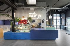 TSH Collab office by Ninetynine, Amsterdam – The Netherlands » Retail Design Blog
