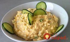 Eggs haloumi and avocado. Paleo Recipes, Dinner Recipes, Cooking Recipes, Czech Recipes, Ethnic Recipes, European Cuisine, Paleo Life, Hot Soup, Hungarian Recipes
