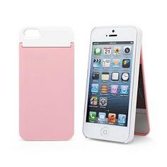 1% plus iphone5 duo mirror card case - 6 colors - SeoulPicks.com