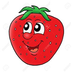 strawberry fruit cartoon cartoon strawberry clip art rh pinterest com clipart strawberry shortcake clipart strawberry tea