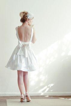 Short & Simple { Style Inspiration } - Modern Weddings Hawaii