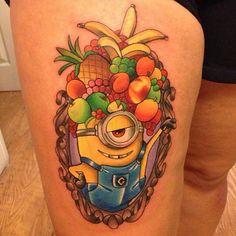 30 People Who Actually Got a Minion Tattoo