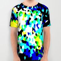 All Over Print Shirt featuring Crystallize 4 by Latidra Washington