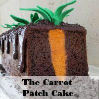 Easter Egg Hunt Pound Cake