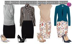 kombinacie sukne