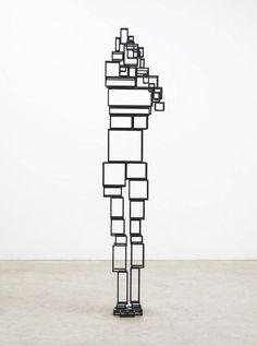 Antony Gormley exhibition