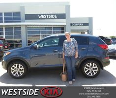 #HappyBirthday to Karen from Rubel Chowdhury at Westside Kia!  https://deliverymaxx.com/DealerReviews.aspx?DealerCode=WSJL  #HappyBirthday #WestsideKia