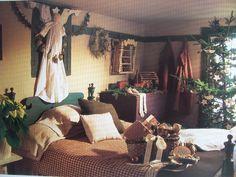 book comfort, decor book, countri christma, primit book, gate farm, gates, creativ countri, bedroom, earli primit