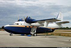 Grumman HU-16C Albatross Flying Boat
