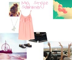"""My Style: Summer"" by mackenzieluvs on Polyvore"