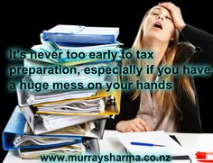 Without hiring a trustworthy company that offers accountancy services in #Auckland, it is very difficult to run a company smoothly. Murry Sharma and associates are expertise in various tax including - Income tax, GST, PAYE, FBT, RWT, ACC. So you will be aware about tax liabilities and #tax payments on time. Contact Murry shrama and associates Today to get extra benefits from them.