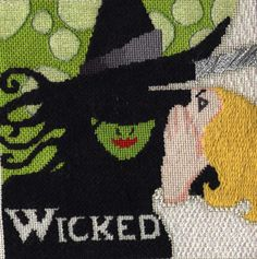Wicked Stitch Guide, available from Napa Needlepoint. Image & guide copyright Napa Needlepoint.