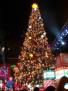 Christmas in Manila, Philippines