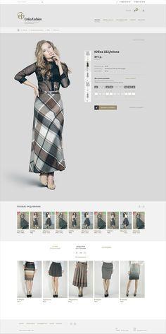 Emka Fashion on Web Design Served