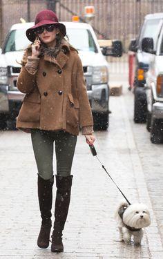 Tu favorita de la semana: Olivia Palermo - olvia palermo