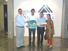 #MotiaRoyalCiti : Possession Update #3BHKFlatsinZirakpur with Sonia Atre & Kshiti Atre