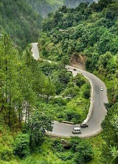 Towards Nathya Gali, KPK. Karakoram Highway, Pakistan Travel, My Land, Heaven On Earth, Countries Of The World, Incredible India, Travel Inspiration, Beautiful Places, Places To Visit